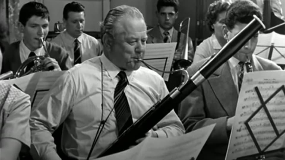 Auch Schaggi Streuli in der Hauptrolle brachte dem Film keinen Erfolg ein.