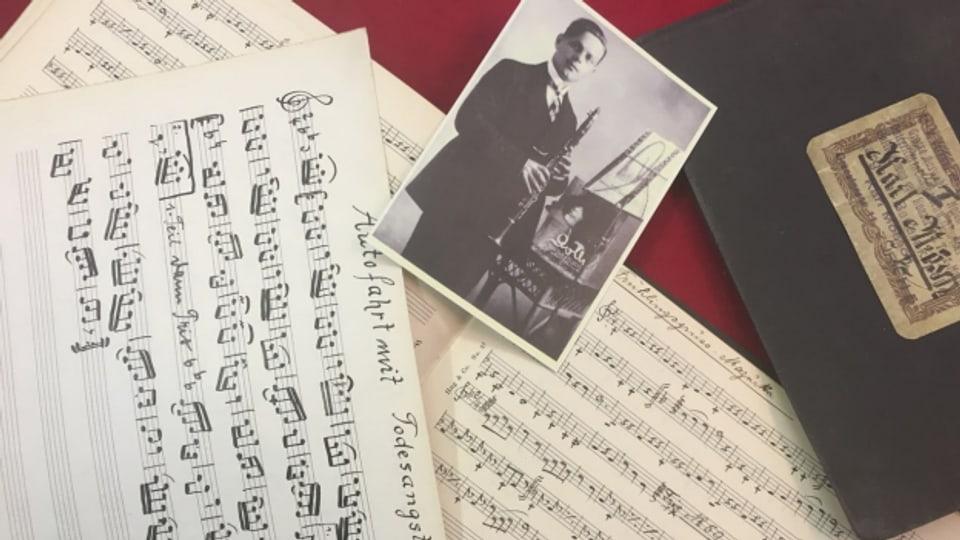 Der Nachlass von Kasi Geisser im Haus der Volksmusik in Altdorf ist in einer Datenbank öffentlichen zugänglich.