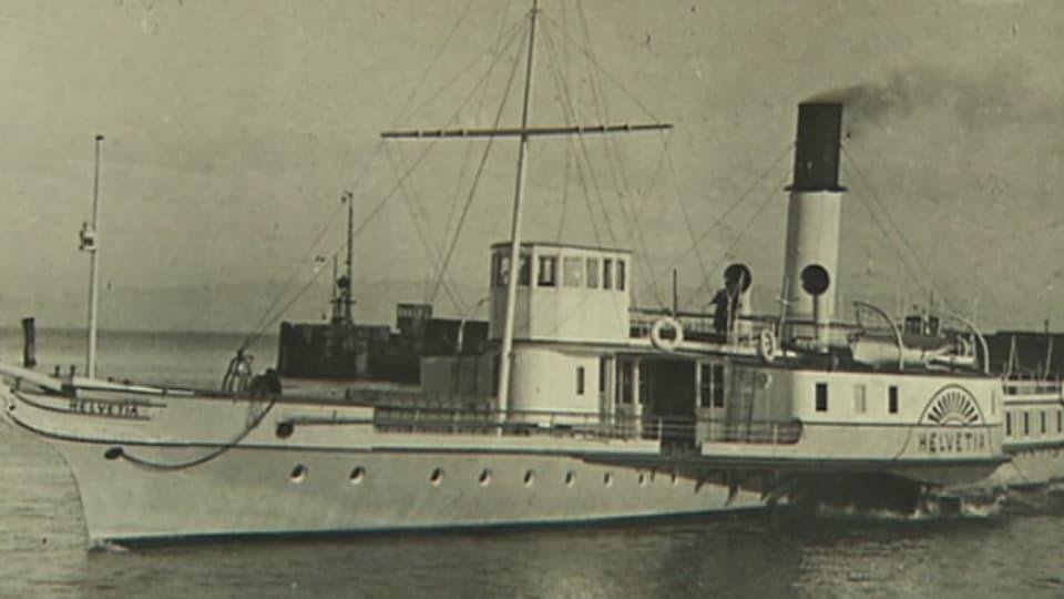 Das Dampfschiff Bubenberg wurde zur Beförderung von 750 Personen zugelassen.