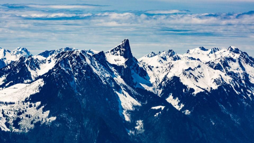 Das Stockhorn ist der höchste Gipfel in der Stockhornkette.