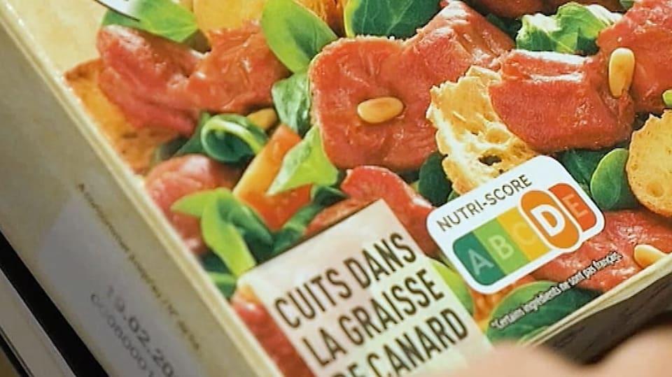 Lebensmittel-Ampel - Ab März tragen erste Fertigprodukte die Nutri-Score-Ampel