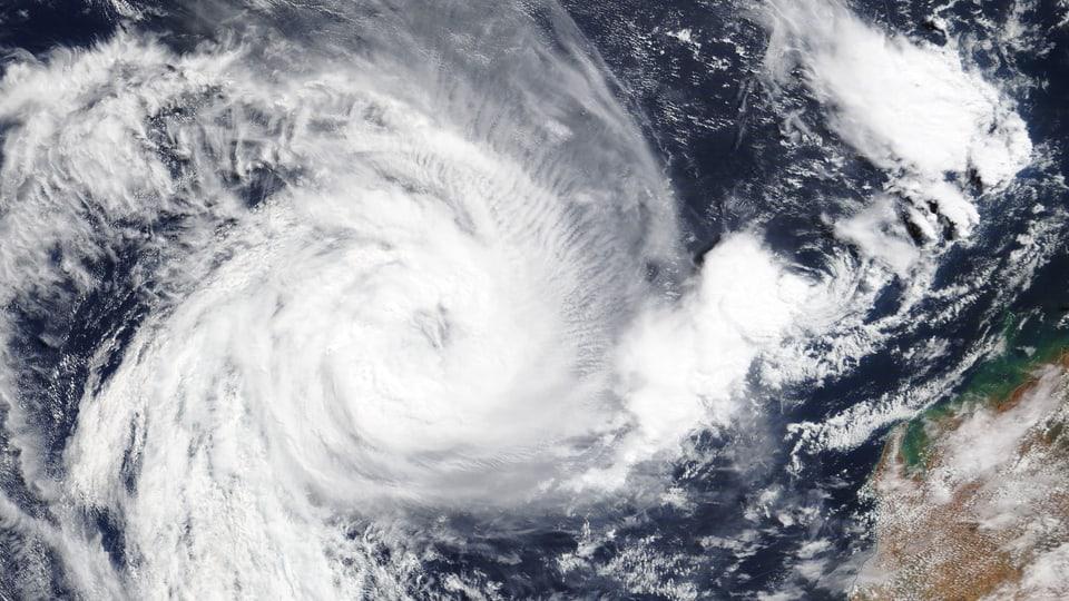 Zyklon «Seroja»