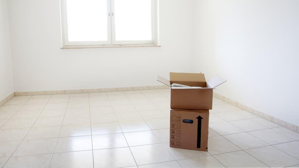 schweiz mehr leere wohnungen in der schweiz news srf. Black Bedroom Furniture Sets. Home Design Ideas
