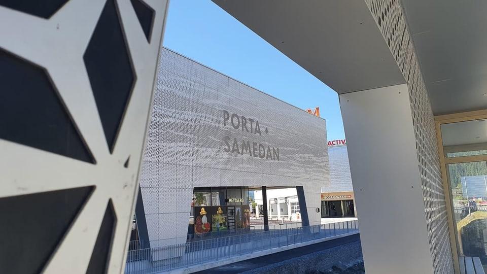 Porta Samedan