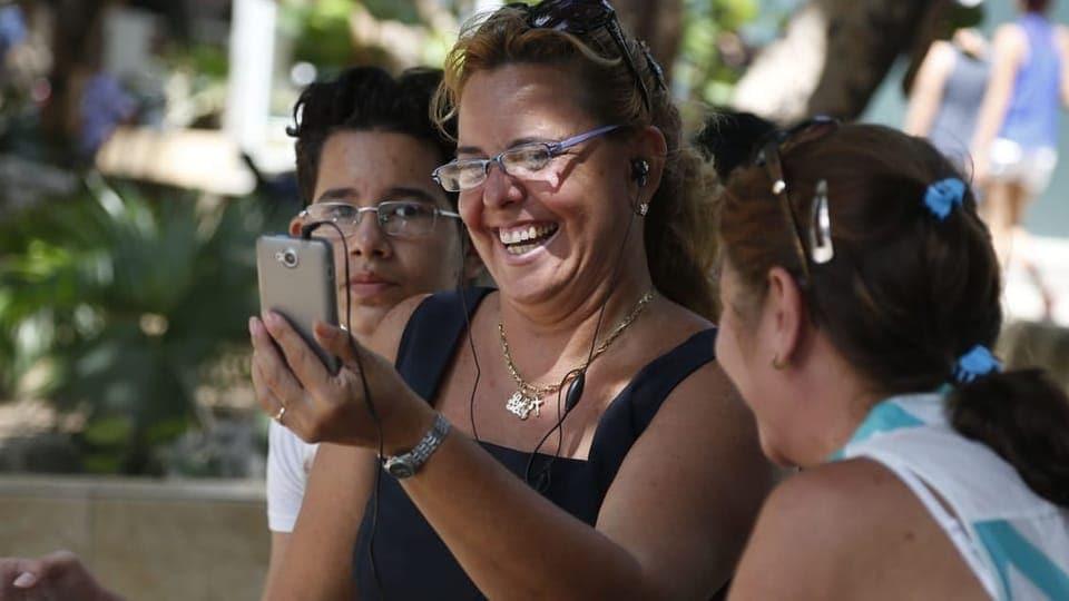 Kuba wird digital – Überall online sein ist möglich – wenn man Geld hat
