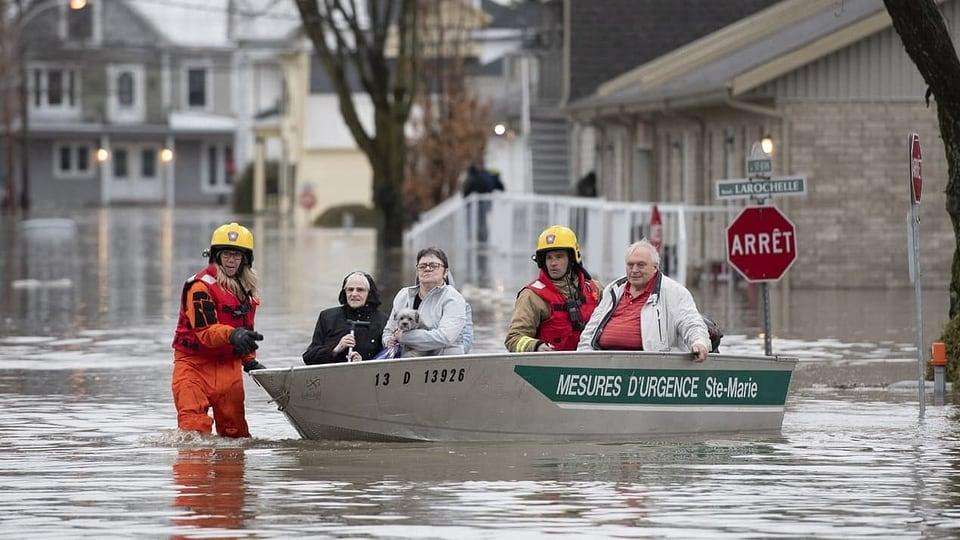 Flut-Notstand in Kanada – «Wir sind sehr besorgt»