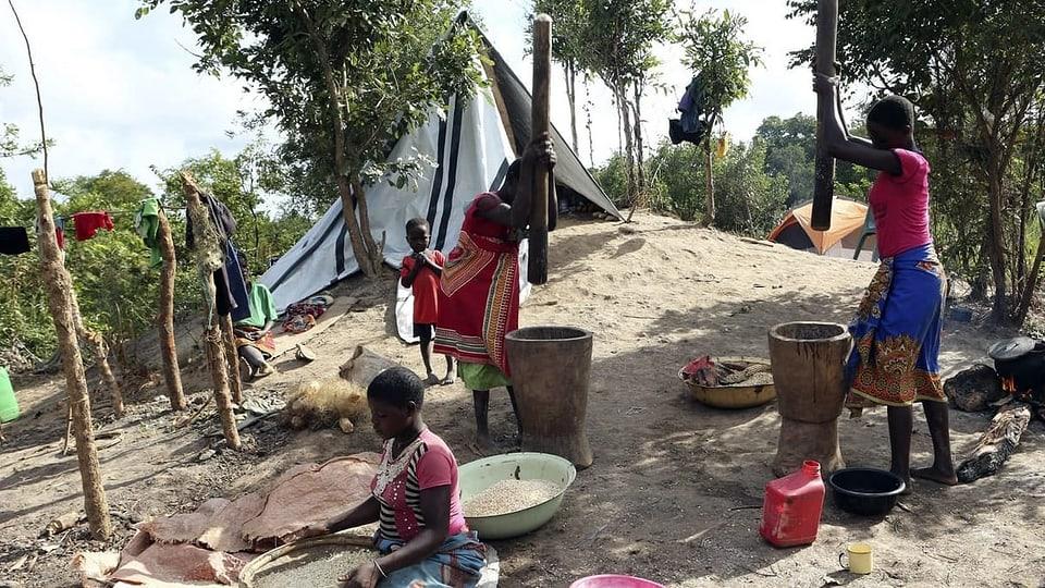 Mosambik nach dem Zyklon - «Die Menschen besitzen noch eine Matratze und etwas Kochgeschirr
