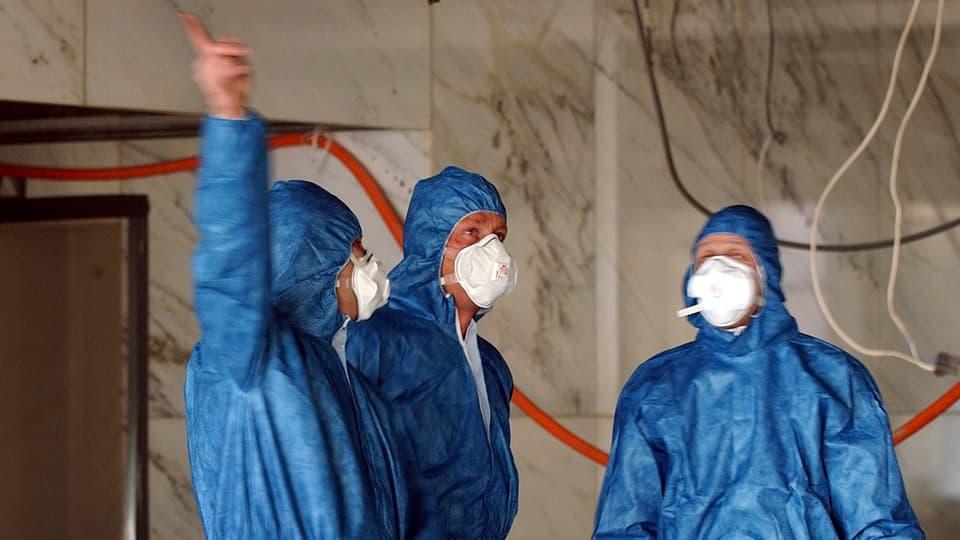Schweiz Meldepflicht Fur Schadstoffe Im Haus News Srf