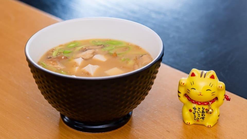 Miso cun tofu
