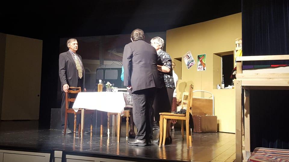 Emprova da teater da l'uniun da teater Trun