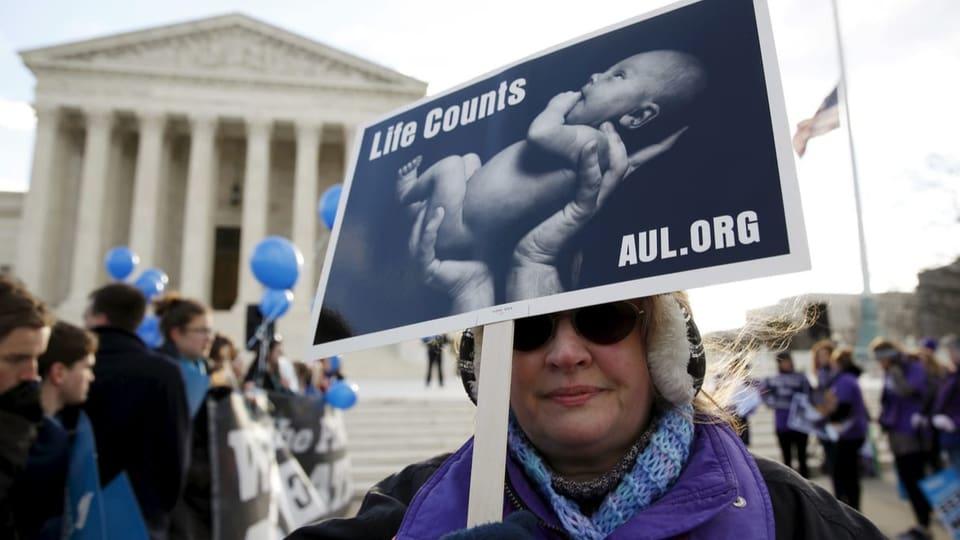 Texas verschärft das Abtreibungsgesetz massiv