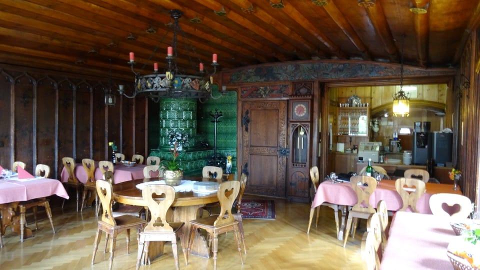 Il restaurant Hofkellerei.