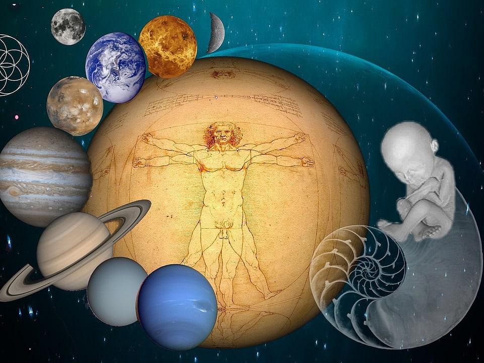 Globus, mund, simbols da la creaziun