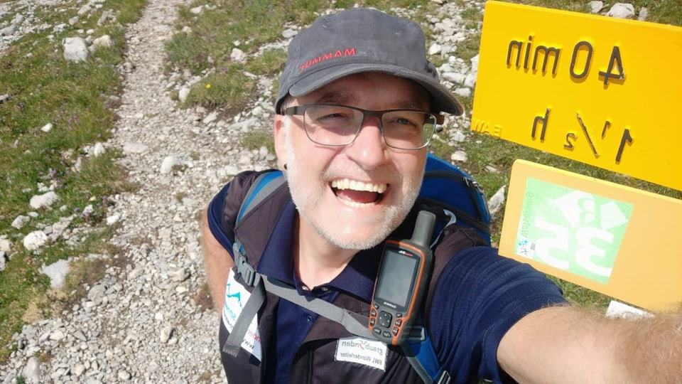 Marcel Hähni, Outdoor-Reporter Radio SRF 1