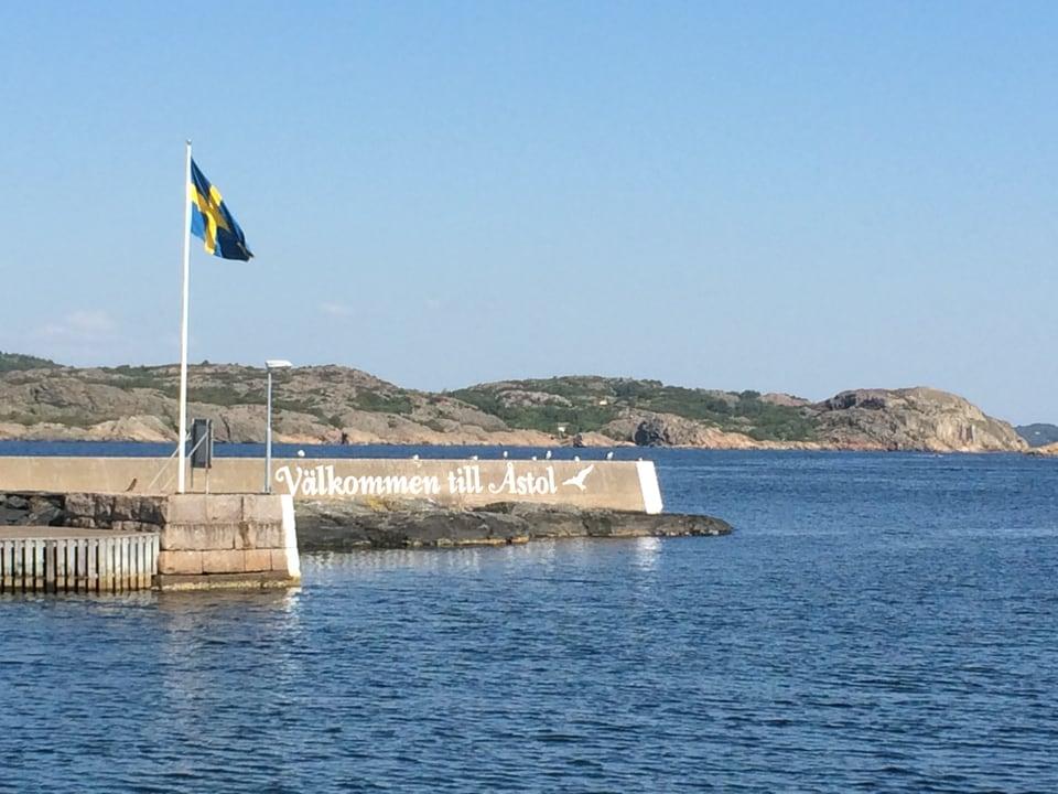 Astol ina da las numerusas islas dador Göteborg.