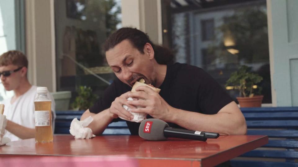 Nirgends werden Sandwiches so gut konstruiert wie in Winterthur (Artikel enthält Video)