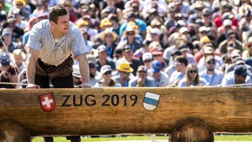 Dapi la festa federala a Zug èsi vegnì ruassaivel