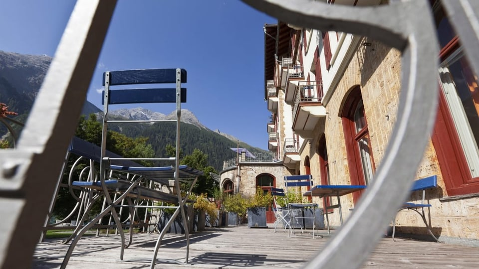 Graubünden will Gesundheitstourismus fördern