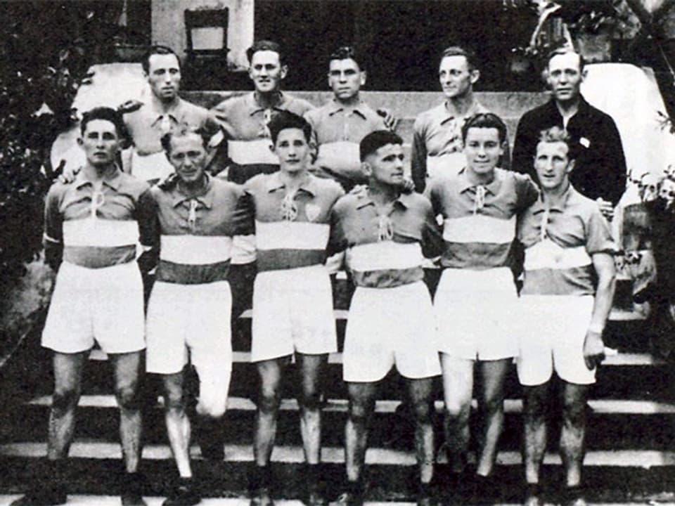 L'Uniun sportiva Danis-Tavanasa exista dapi il 1942.