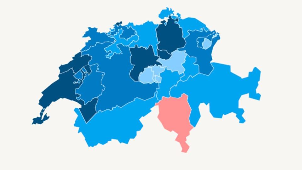 Deutliche 63,7 Prozent Ja – Die Schweiz übernimmt EU-Waffenrichtlinie