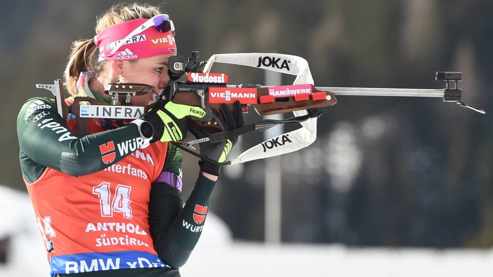 Ex-Langläuferin Herrmann gewinnt in Salt Lake City