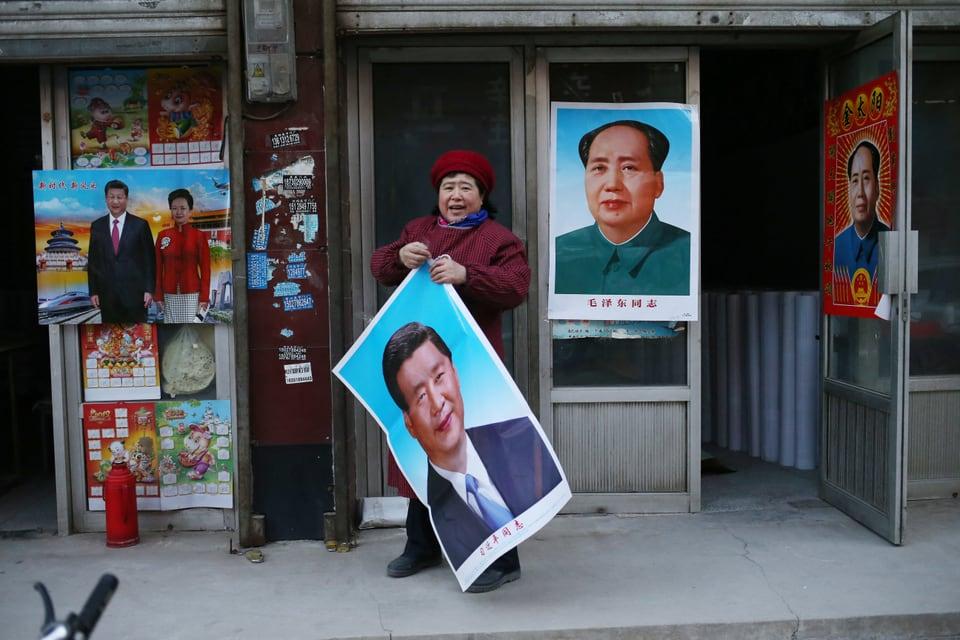 Video «Die Welt des Xi Jinping» abspielen
