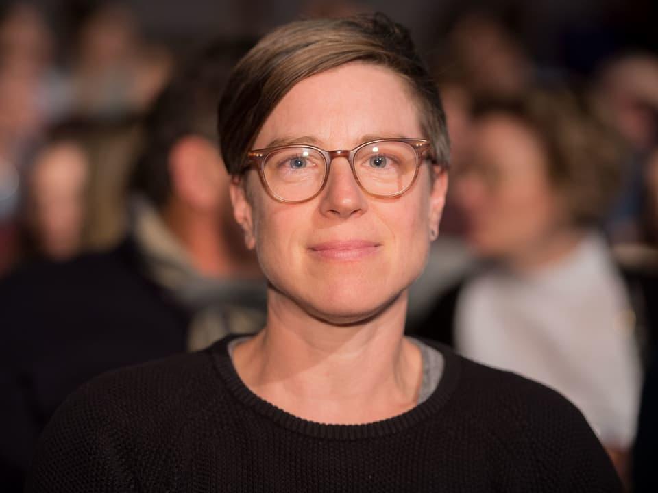 SRF 3-Hörerin Nicole Schnyder.