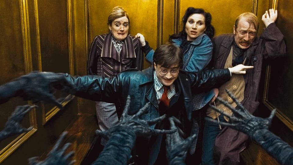 Film Serien Film Tipp Harry Potter Und Die Heiligtumer Des Todes Teil 1 Kultur Srf