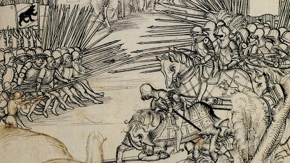Folge 2 waldmann und von fl e die burgunderkriege die for Topdeq hunenberg