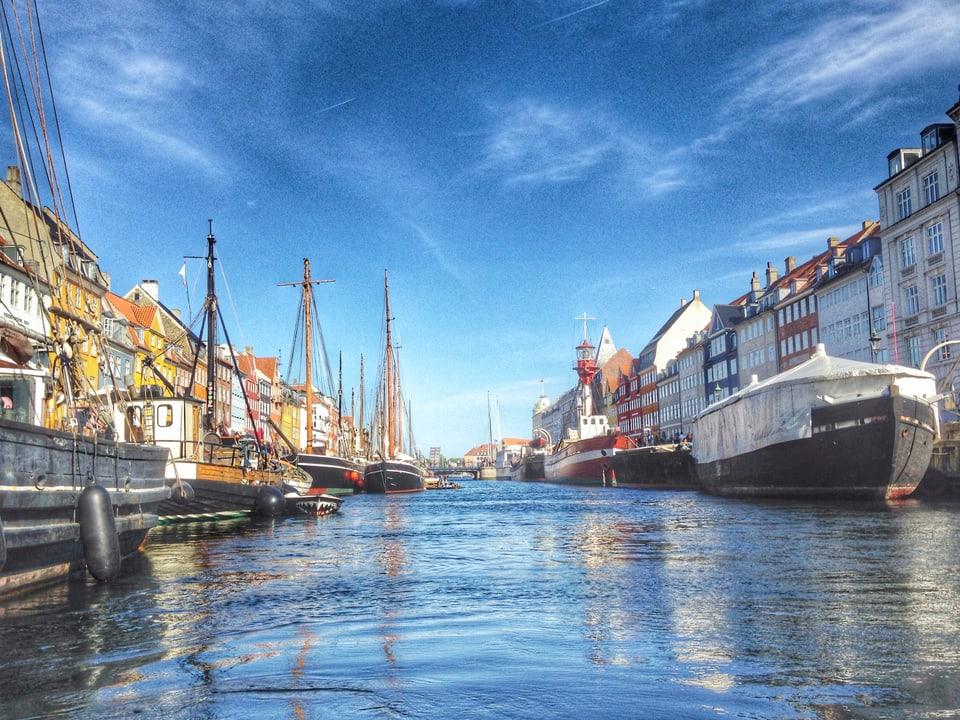 Fotografia dal Nyhavn.