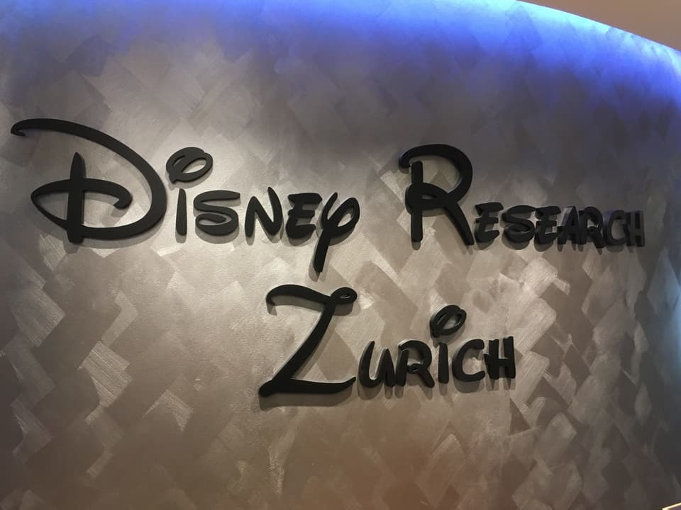 Logo Disney Research a Turitg.