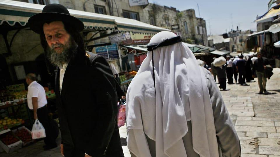 Jüdisch-islamischer Dialog?