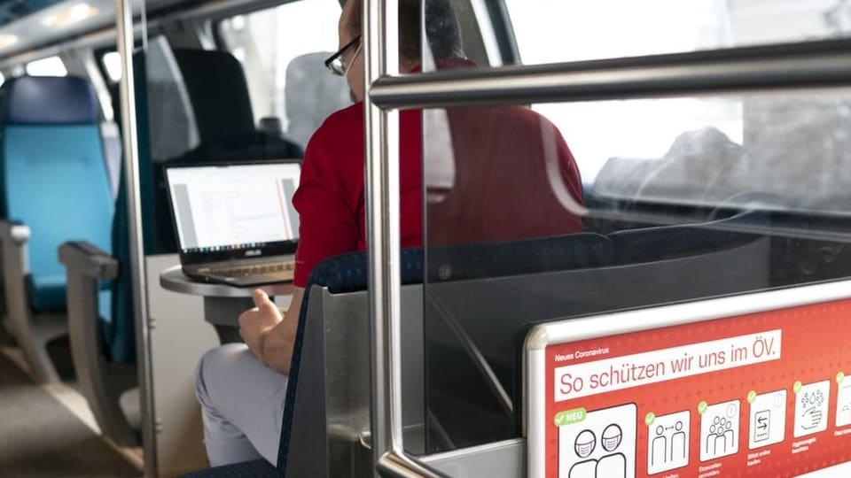 Die SBB möchte wieder mehr Pendlerinnen und Pendler befördern.