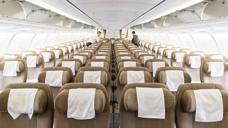 Radio SRF 1, 12.06.2014: Bakterien im Flugzeug