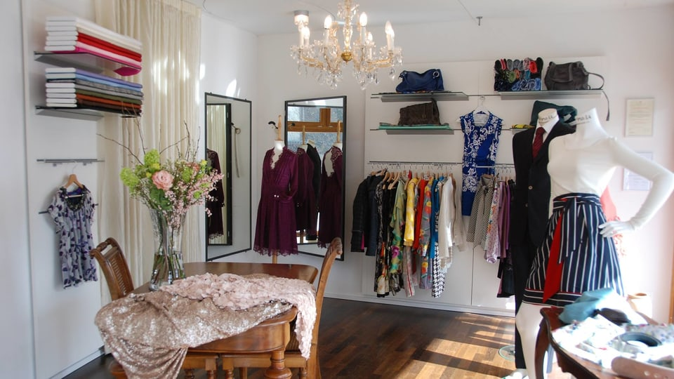 l'atelier da moda a Weggis