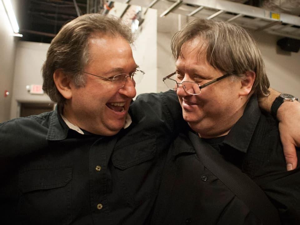 Jens und Uwe Krüger.