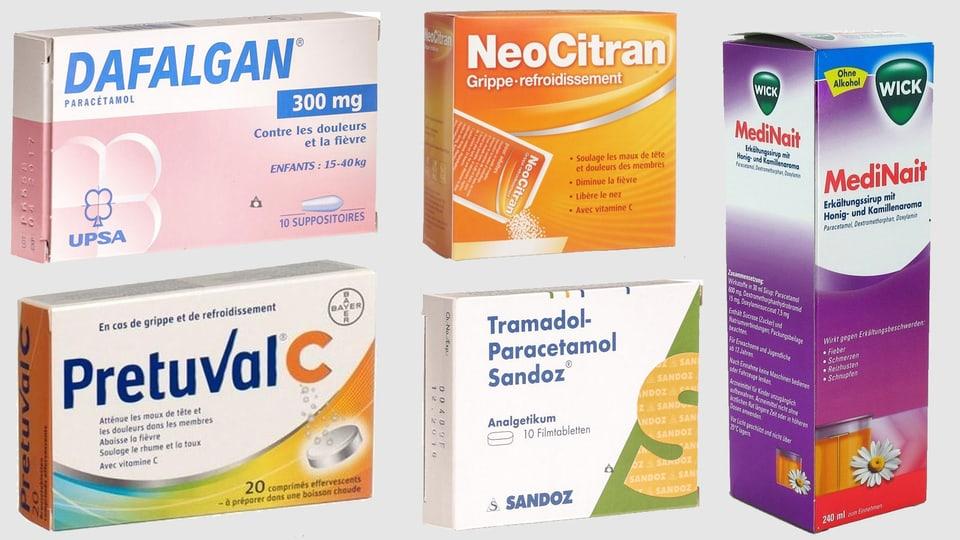 Risiko einer Überdosis - Paracetamol: Die Gefahr im