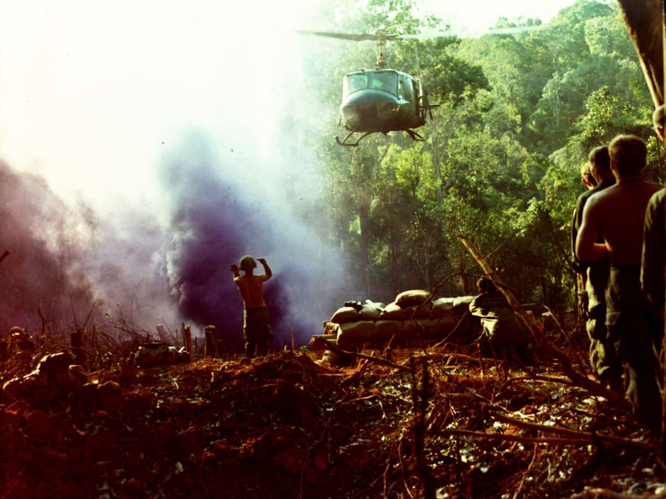 Il 1967 cuzza la guerra en il Vietnam gia dapi 12 onns