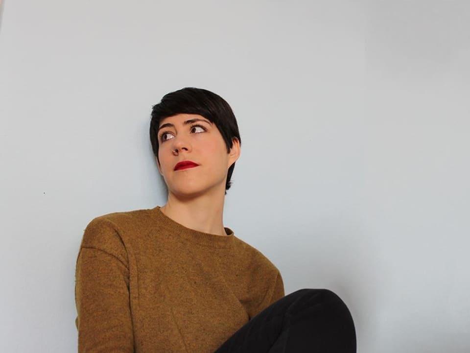 Marina Lutz – caricaturista ed artista