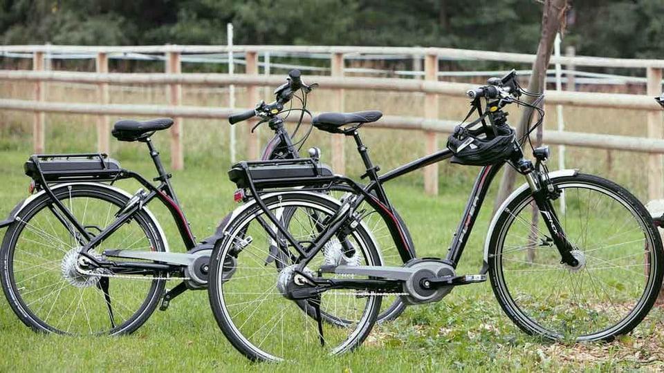 testsieger e bikes im test der schweizer flyer war am. Black Bedroom Furniture Sets. Home Design Ideas