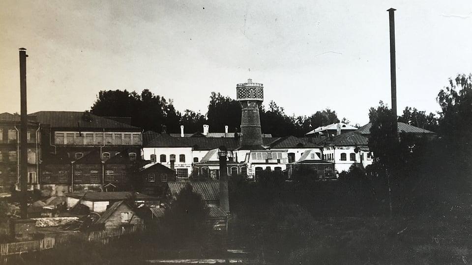 La fabrica da taila da la famiglia Risch