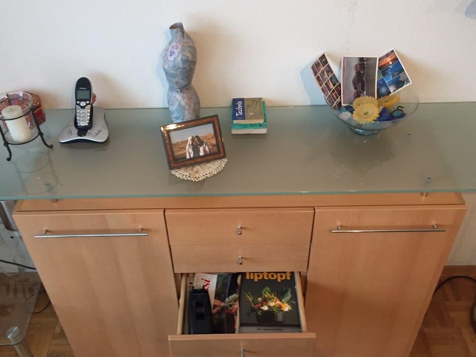 Typisches Merkmal: Aufgeräumt, in den Schubladen herrscht jedoch oft ein wenig Chaos.