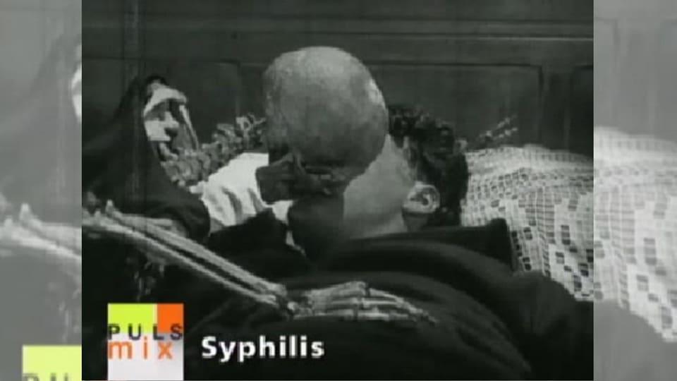 Syphilis meldet sich zurück