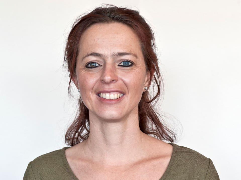Irène Abderhalden, Direktorin Sucht Schweiz