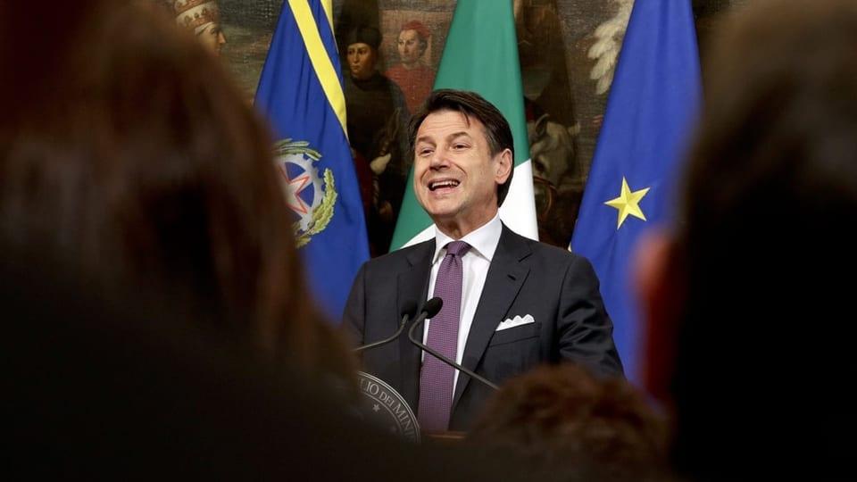 Ultimatum gestellt – Italiens Regierungschef Conte droht mit Rücktritt