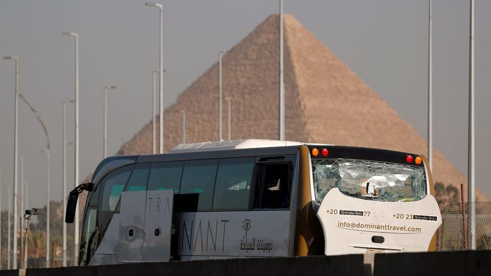 Nach Bombenanschlag - Zwölf Tote bei Razzien in Ägypten