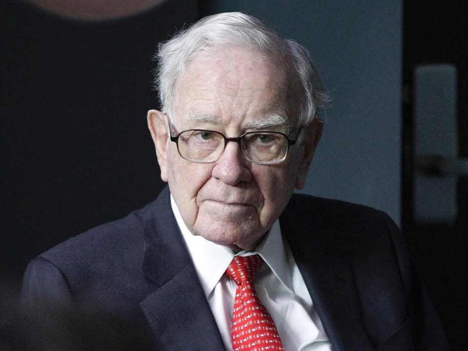 Platz 8: Warren Buffet