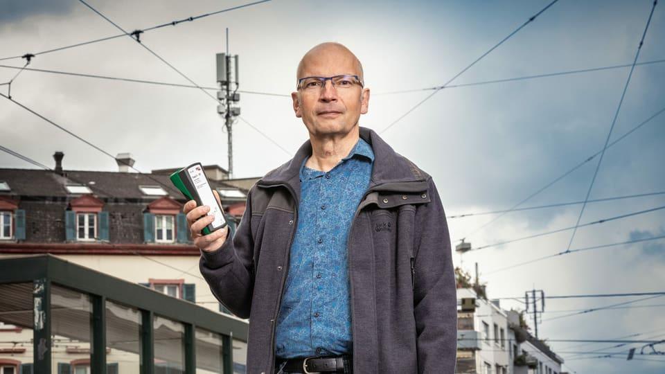 Die Attacke auf den Mobilfunkpapst (1/2)