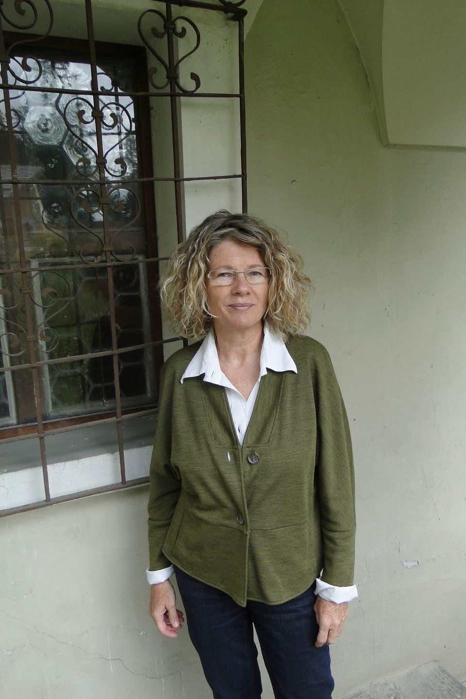 Charlotte Schütt, dapi il 2013 è ella manadra dal Museum Engiadinais