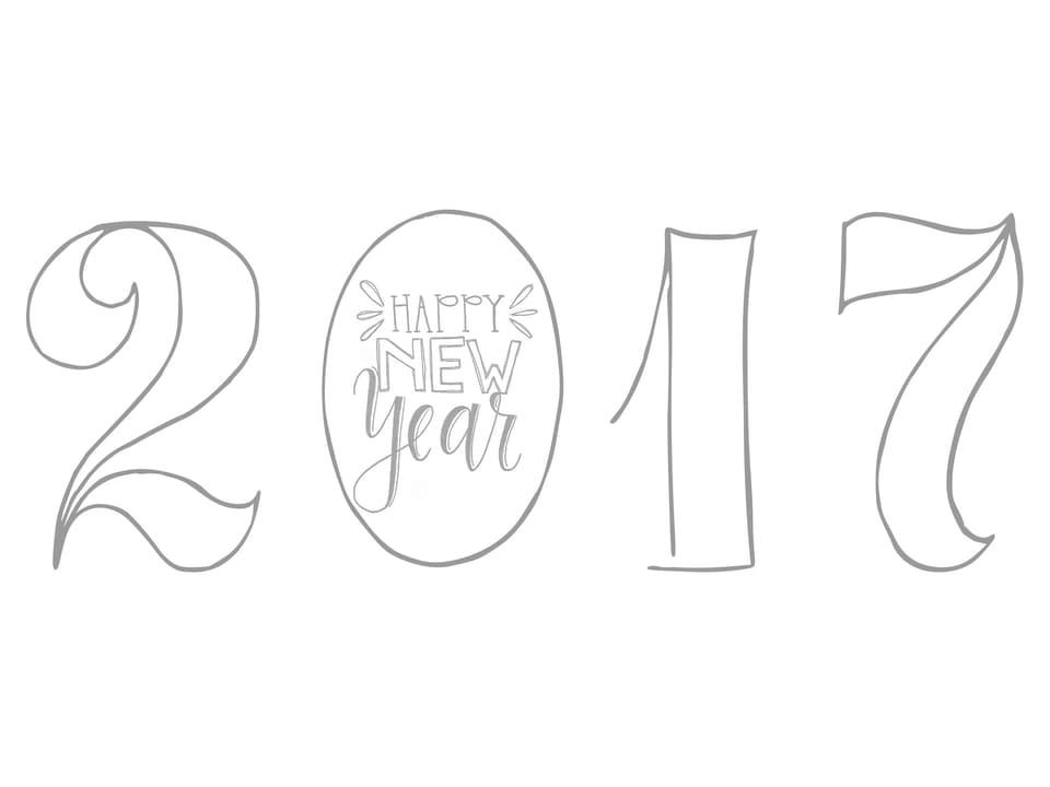 2017: Happy New Year